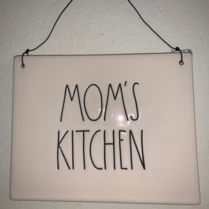 Rae Dunn moms kitchen